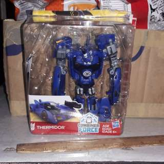 Transformer robot in disguise-deluxe class thermidor