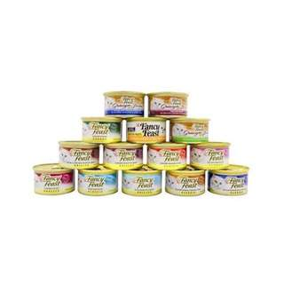 Fancy Feast Cat Canned 85g
