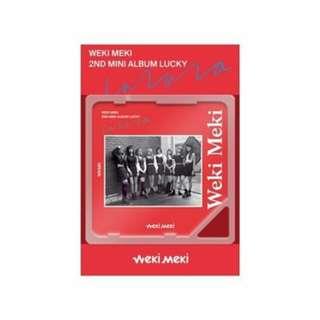[KIHNO PREORDER] Weki Meki - Lucky (2nd Mini Album) KIHNO version