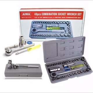 Socket wrench Tools
