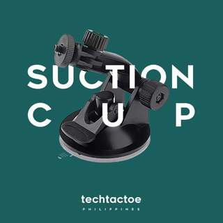 Windshield Action Camera Suction Mount