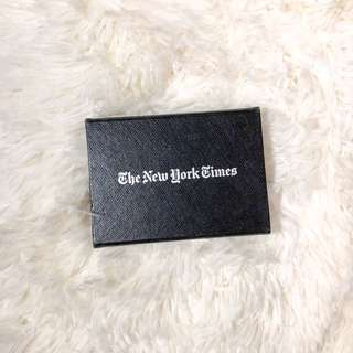 LIMITED EDITION New York Times Ring Holder