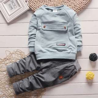 Sport Suit Baby Clothing