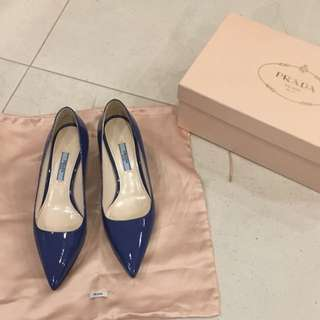 Genuine Prada heels