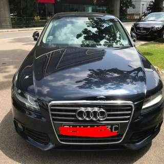 Audi A4 1.8T SG