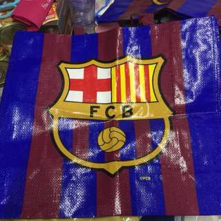 FCB PLASTIC BAG