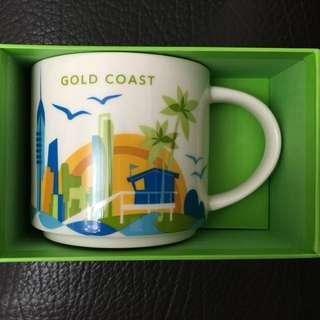 🚚 星巴克澳洲黃金海岸 YAH 系列城市杯