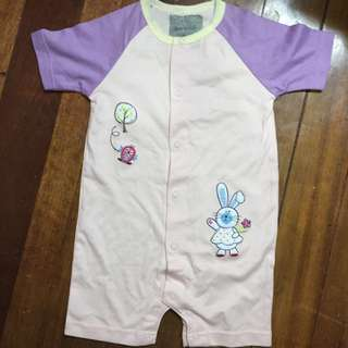Brand New Purple and Pink Onesies Size 2T
