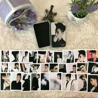 [READYSTOCK]EXO Lay 30pcs Polaroid