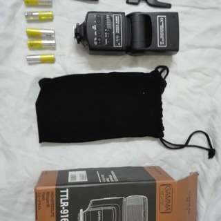 Speedlite for canon