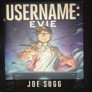 Username : Evie by Joe sugg