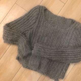 🚚 短版毛衣