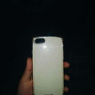 iPhone 7 Bavin Gold clear case!