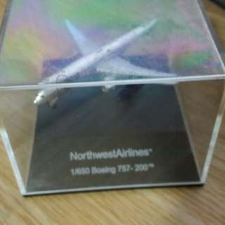 Noethwest airline replica souvenir