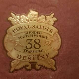 Royal Salute 38