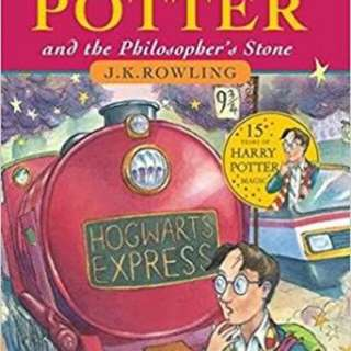 FREE EBOOK: Harry Potter and the Philosopher's Stone