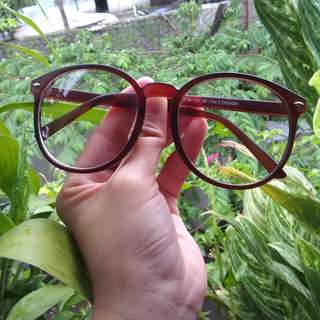Kacamata Bulat, turun harga!!
