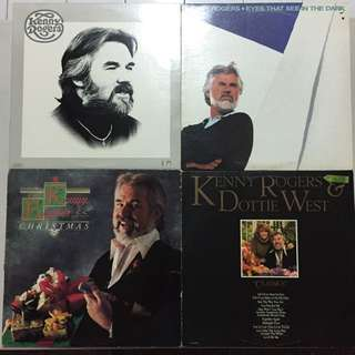 Kenny Rogers Vinyl Records
