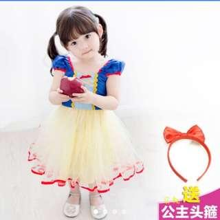 New Snow White Dress