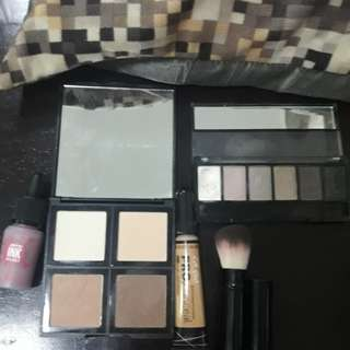 Make up set preloved all authentic
