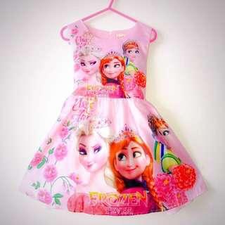 #Huat50Sale CNY Frozen Dress