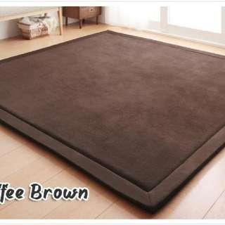 ANTI-SLIP Tatami Carpet (190x190cm)  Rm137 sem