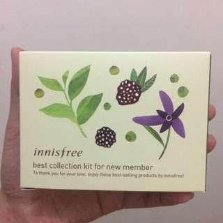 Innisfree collection kit