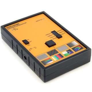StarTech.com HDMIPATTERN2 HDMI/DVI Video Test Pattern Signal Generator