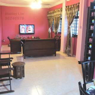 NO AGENT FEE, HDB 4-Room for Sale,Blk 445 Choa Chu Kang Ave 4,Excellent Location,Great Accessibility