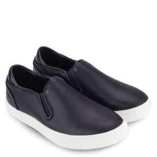 🚚 【真心勸敗】zalora taiwan購物網Metellic 膠底懶人鞋, 女鞋