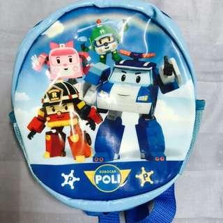 ROBOCAR POLI kids bag