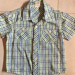 Hush puppies shirt