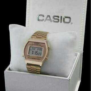 Casio Unisex Womens Mens Watch Gred AA