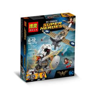 BELA 10744 Wonder Woman Warrior Battle