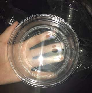 ultra clear 8oz containers