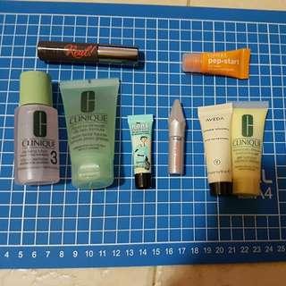 ($5 each) Skin care & makeup