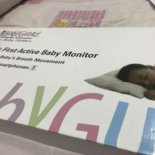 iBabyGuard Infant Snooze Baby Monitor