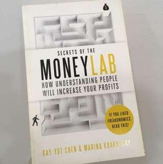 Secrets of The Money Lab by Kat-Yut Chen & Marina Krakovsky