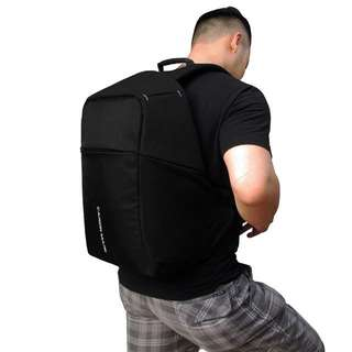 Carion Mark Anti Theft System backpack for man