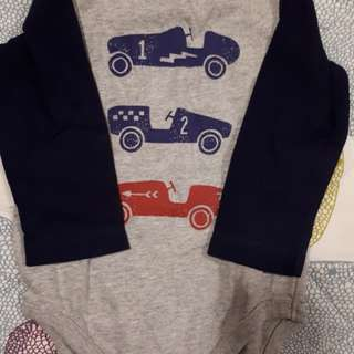 Preloved BabyGap Rompers
