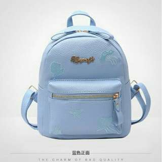 Korean Fashion Jellyfish Backpack/Jelly Bag