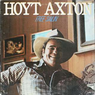 Hoyt Axton Vinyl LP, used, 12-inch original pressing