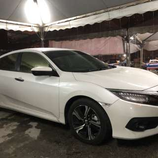 HONDA CIVIC 1.5 TURBO CHARGE PREMIUM