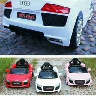 Audi R8 Electric Ride on Toy Car