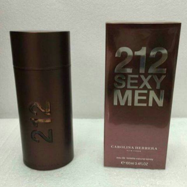 212 SEXY MEN TESTERS PERFUME