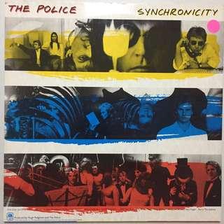 The Police Vinyl Record