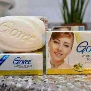 Goree set soap & cream