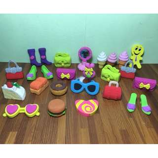 Mini Rubber Doll Accessories