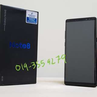 samsung NOTE 8 Like NEW!