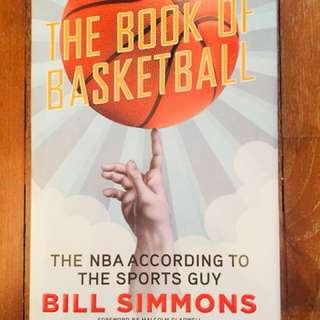 The book of basketball, Bill Simmons